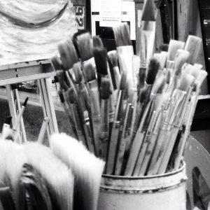 penselen atelier hinke